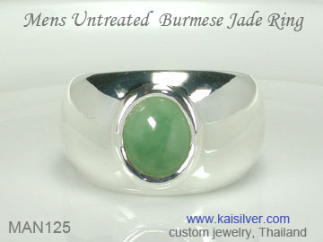 jade wedding ring for men